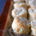 Buttermilk Cheddar and Chive Biscuits