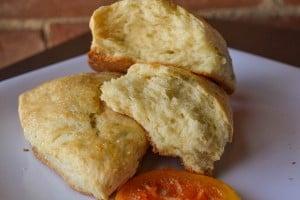 Orange Vanilla Bean Scones