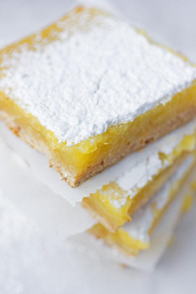 Tart Lemon Squares