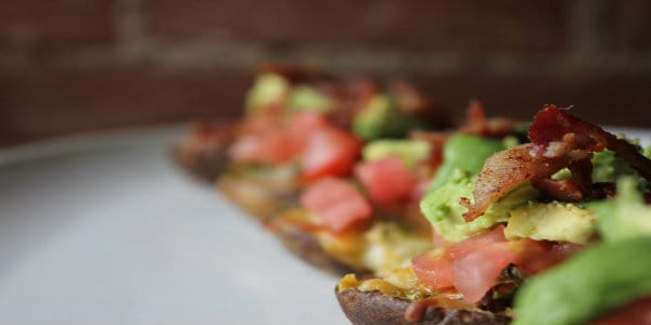 Mexican Potato Skins