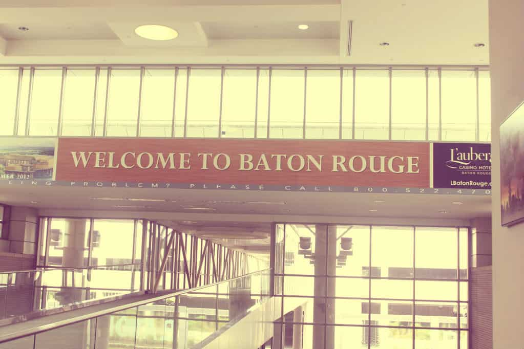 My Trip to Baton Rouge: Part 1