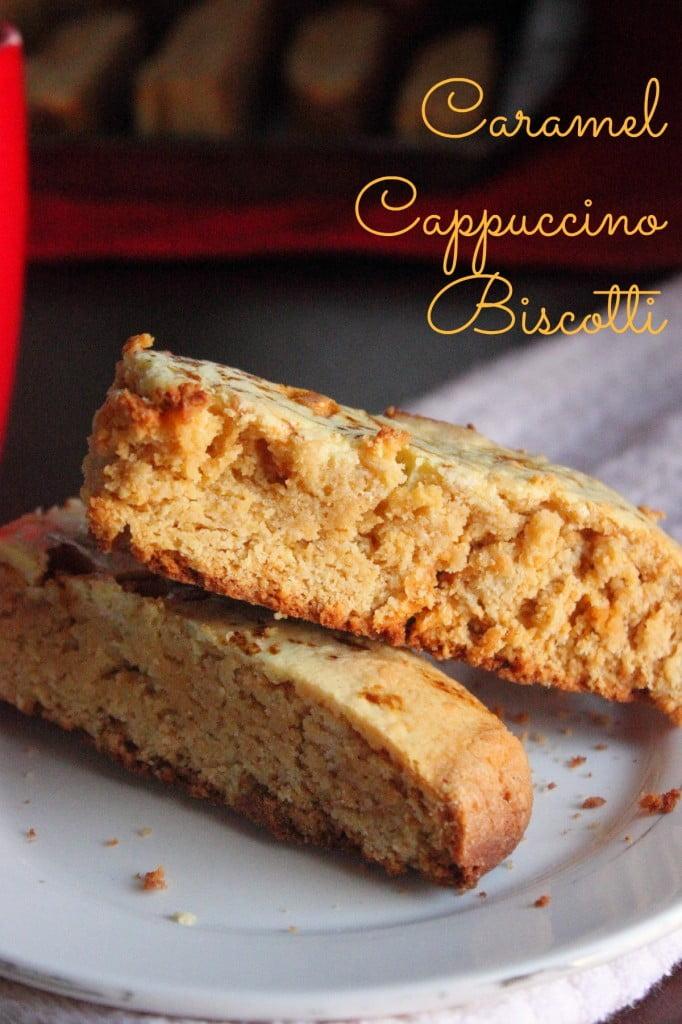 caramel-biscotti