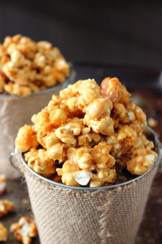 10 Popcorn Balls Recipe Ideas For An Ultimate Snack Time Butter Toffee Popcorn