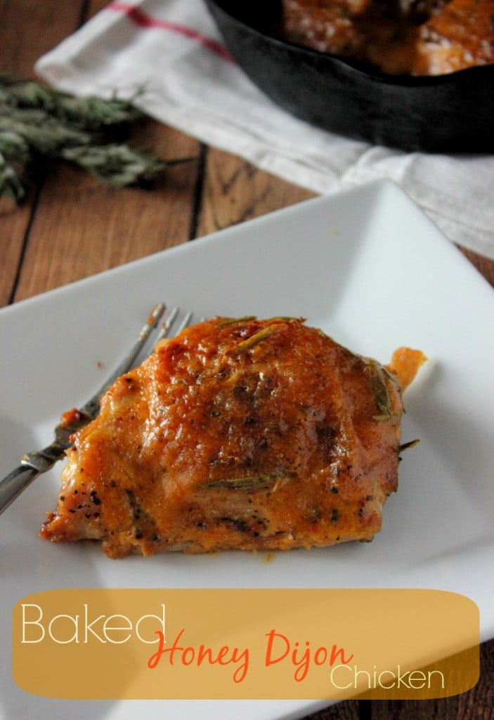 Curried Honey Dijon Roasted Chicken Recipe — Dishmaps