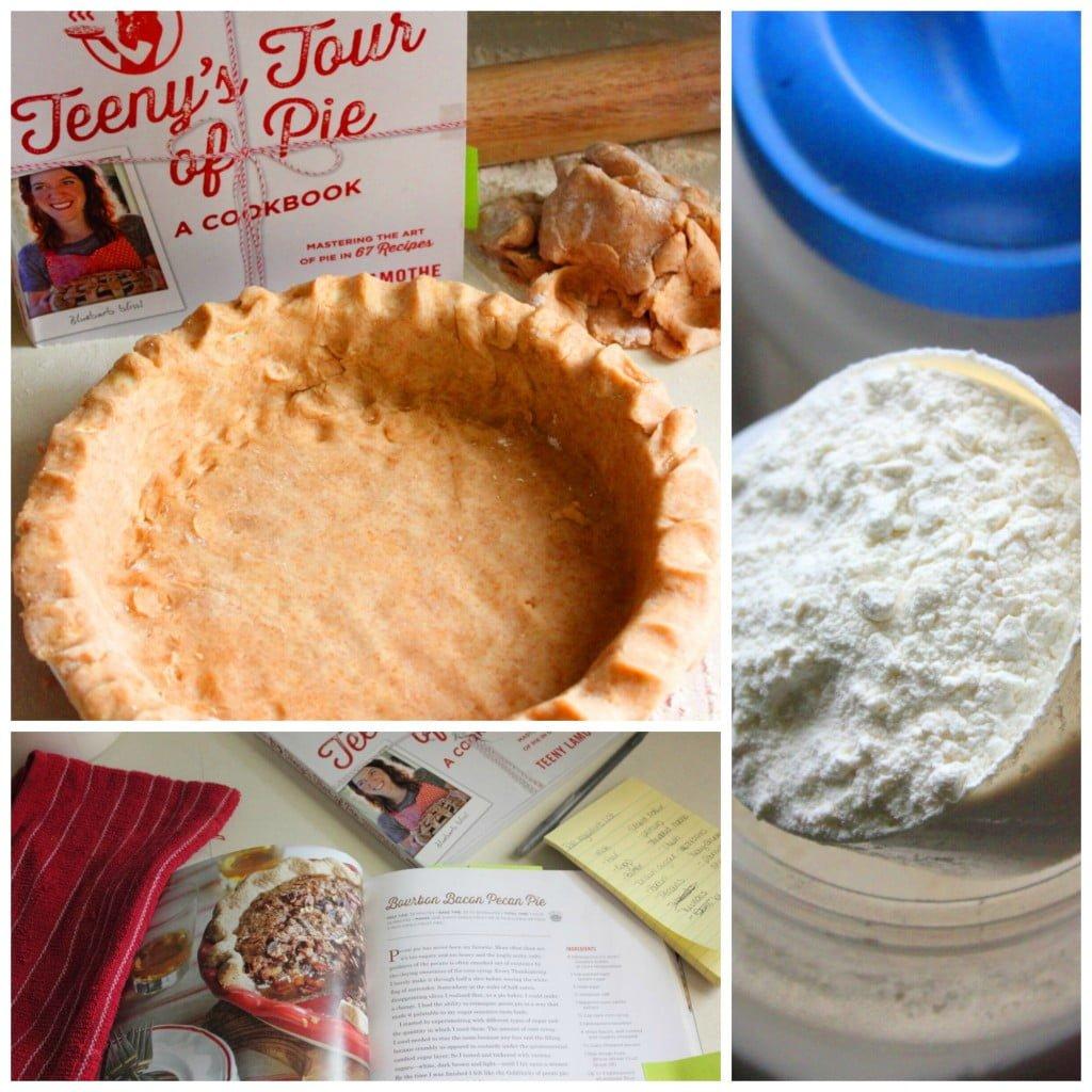 Teeny's Tour of Pie Cookbook