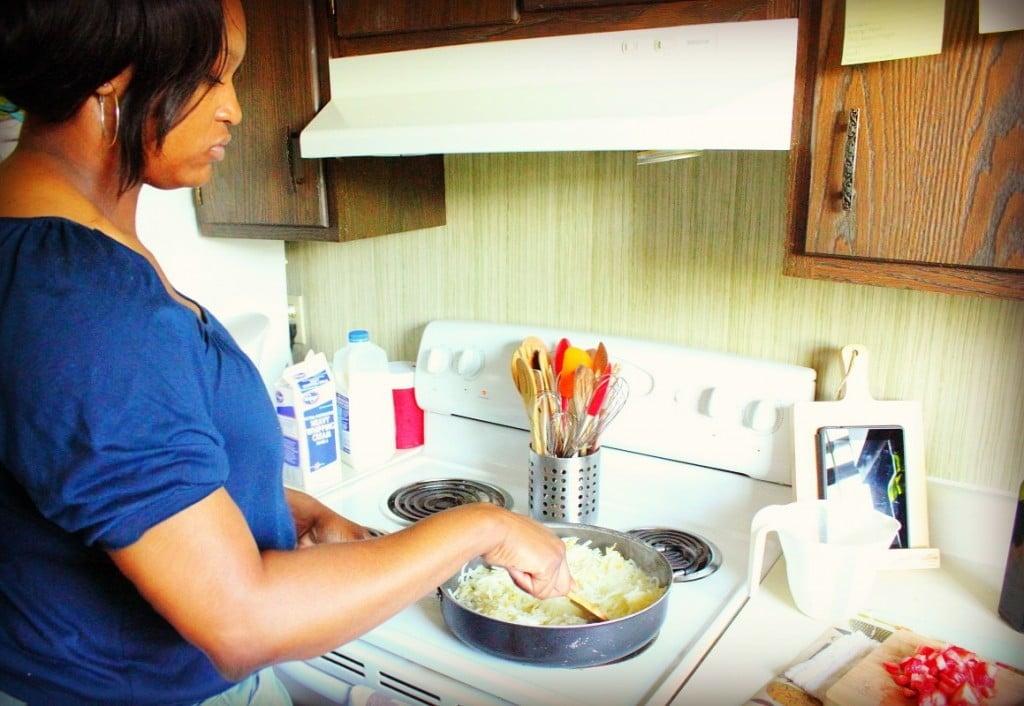 nicole-cooking