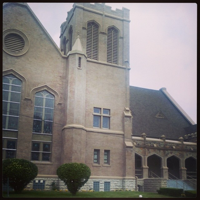 This beautiful church is where I will be getting married. #cantwait #churches #weddings