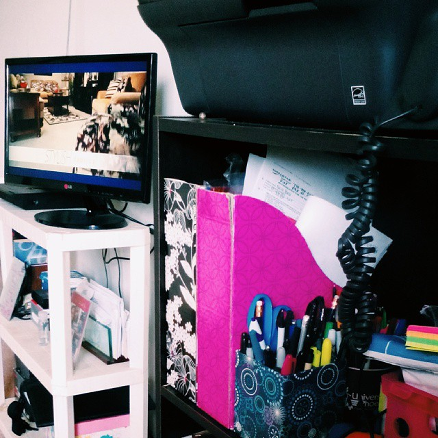 I need a workspace makeover. Like seriously. #diy #makeover