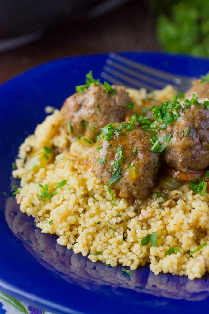 Healthy Salisbury Steak  Meatballs