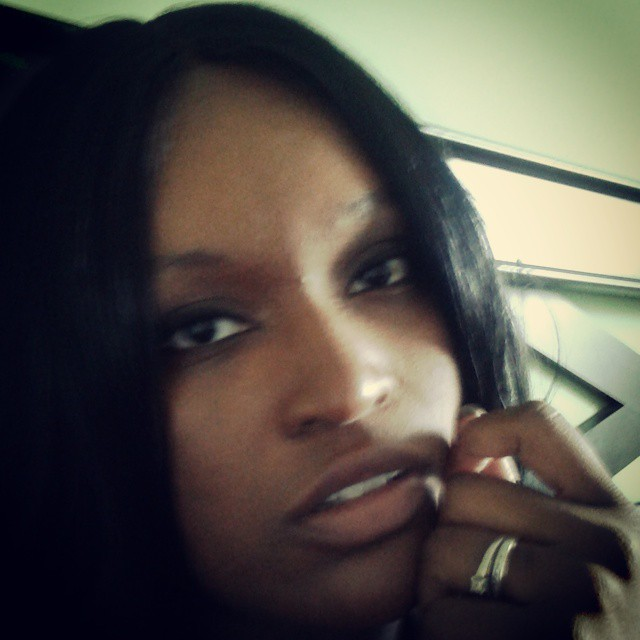 Hey. #iwokeuplikethis #flawless #pretty #prettybrown #sexyfoodblogger