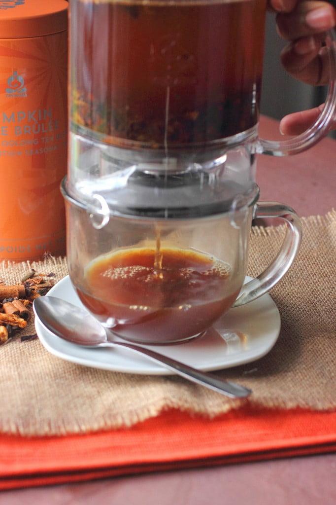 Teavana Tea & Spiced Tea Cookies