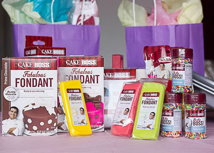 How To Have A Cake Boss Party