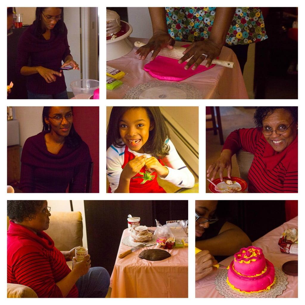 Cake Boss Cake party