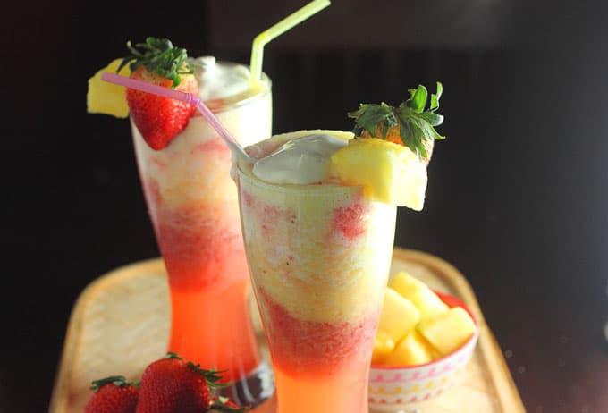 Strawberry Pina Colada & GIVEAWAY