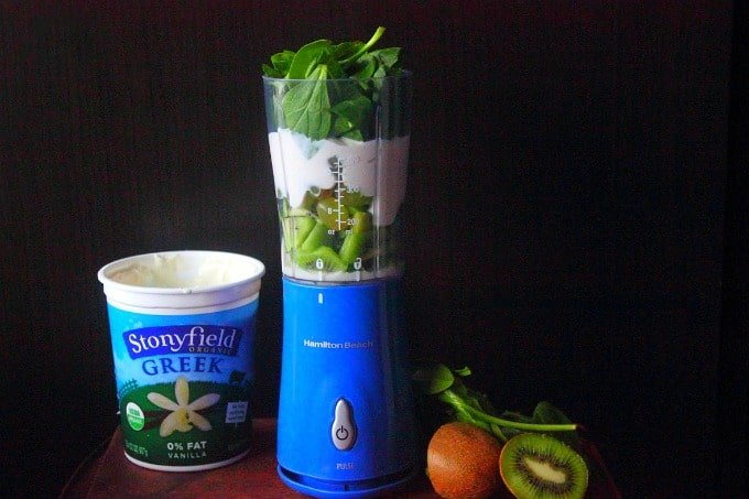 Green Smoothie & HAMILTON BEACH GIVEAWAY