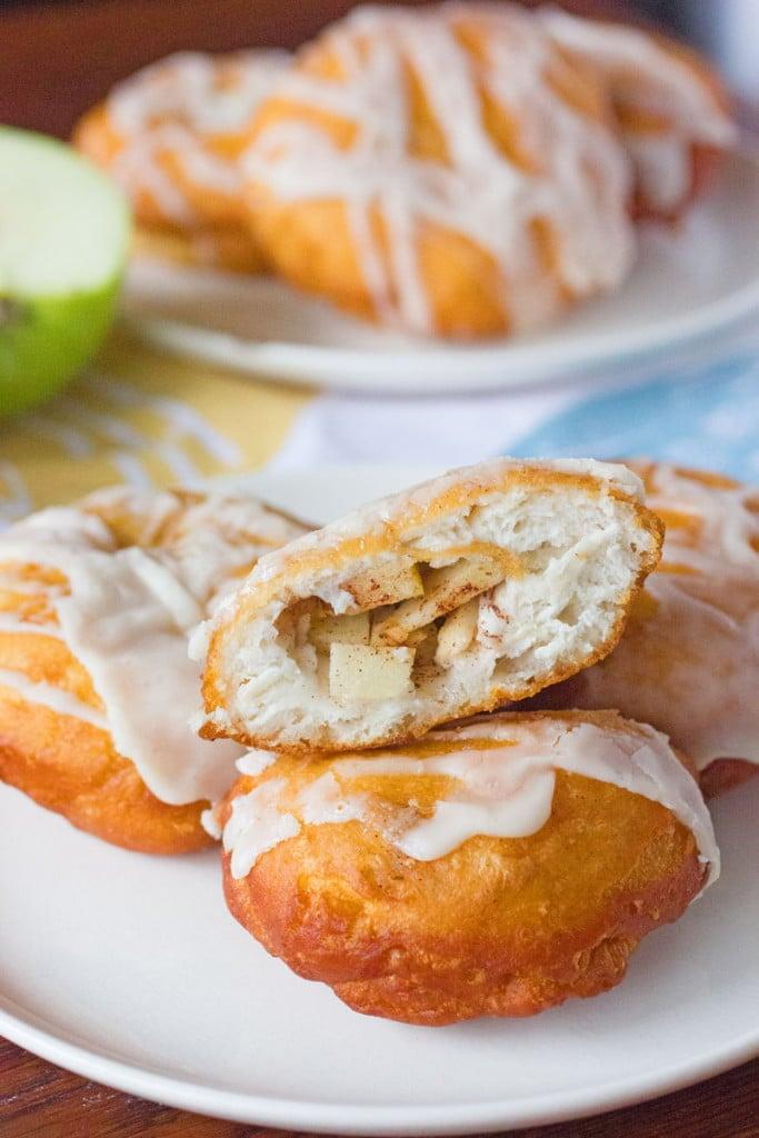 Apple Pie Fritter Recipe