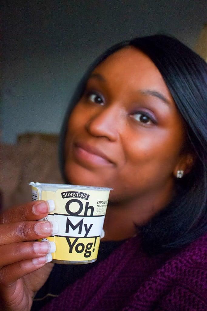 Stoneyfield Yogurt