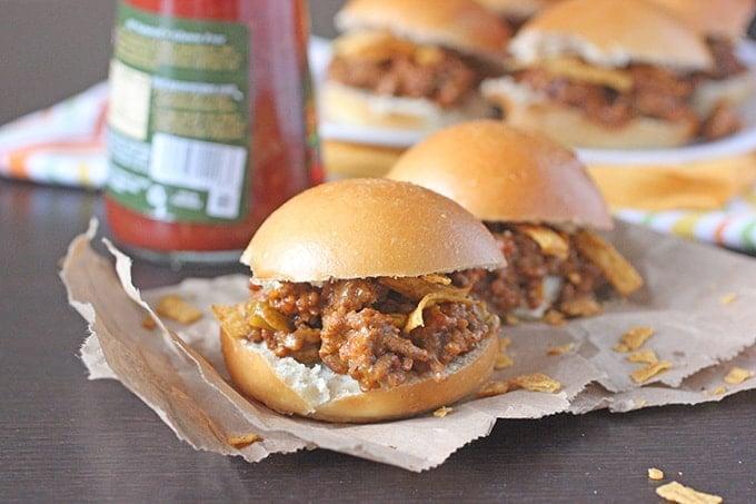 Cheesy Mexican Sloppy Joes Recipe | RECIPE VIDEO