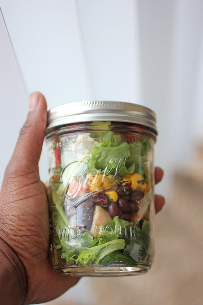 Recipes in a Jar & Stonyfield Yogurt