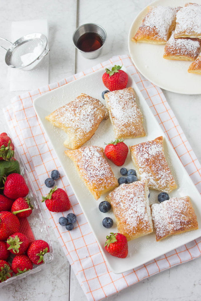 Puff Pastry French Toast Recipe