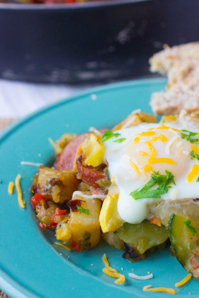 Farmers Market Breakfast Hash