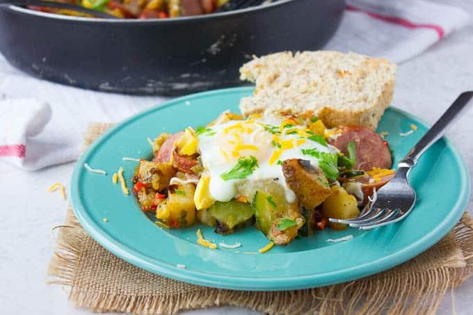 Farmers Market Breakfast Hash
