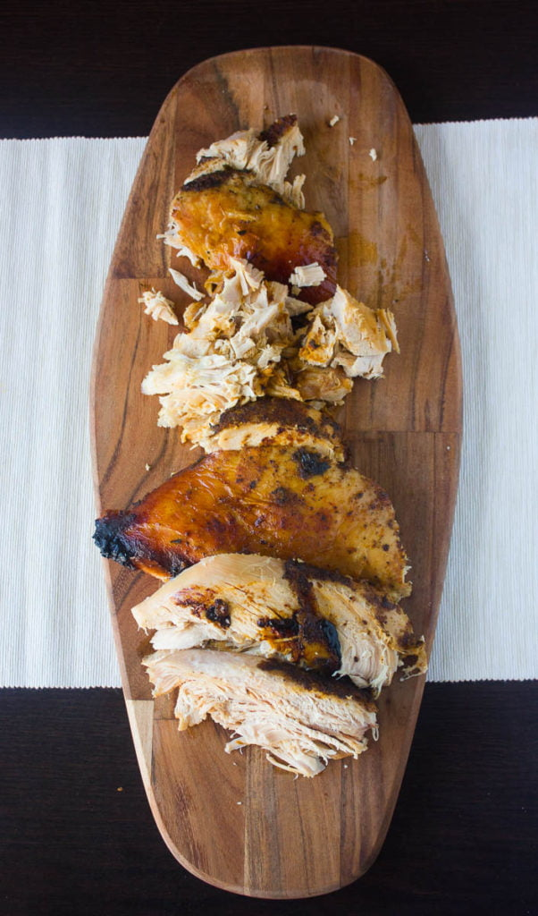 Herb Roasted Turkey Breast Recipe | Brown Sugar