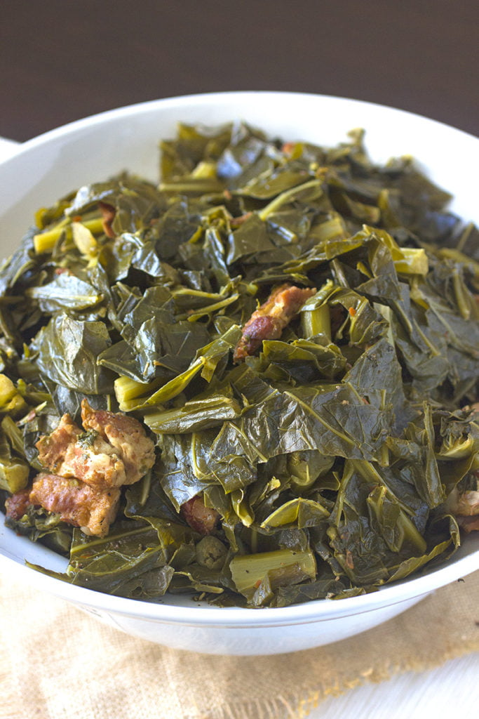 Southern Collard Greens Recipe | Brown Sugar