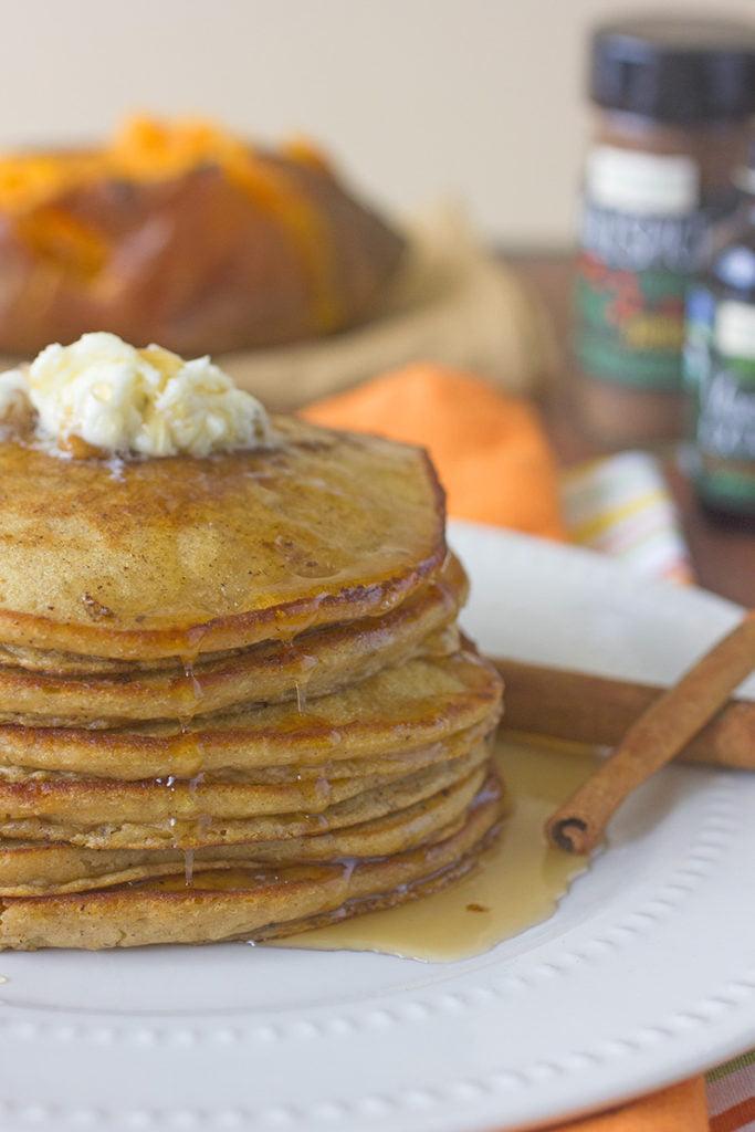 Sweet Potato Pancakes Recipe