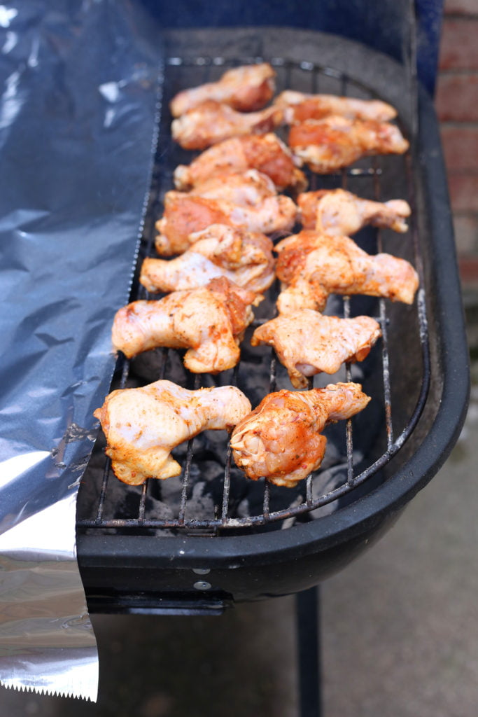 Chargrilled Chicken Wings
