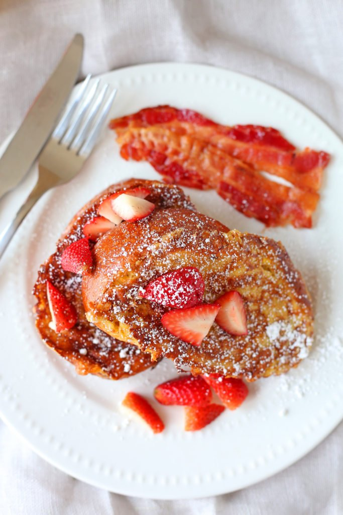 Stuffed French Toast Recipe