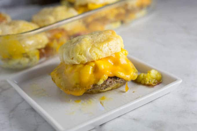 Easy Biscuit Breakfast Sandwiches | Recipe Video