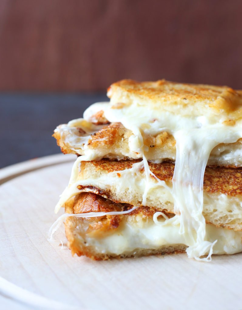 Insane Grilled Cheese Sandwich