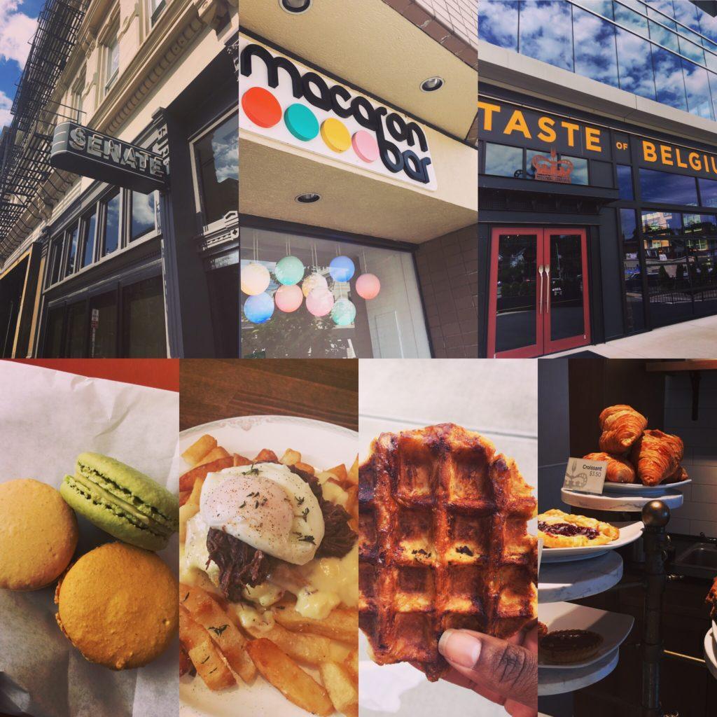 Place to Eat in Cincinnati