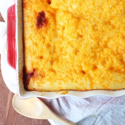 Chili Cornbread Casserole Recipe