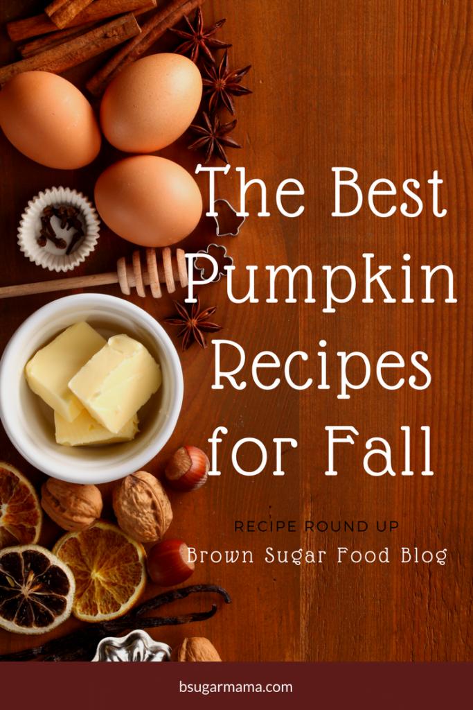 The Best Pumpkin Recipe for Fall