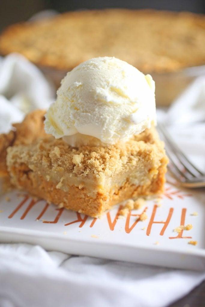 Streusel Pumpkin Pie Recipe