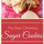 Christmas Cookies Pinterest image