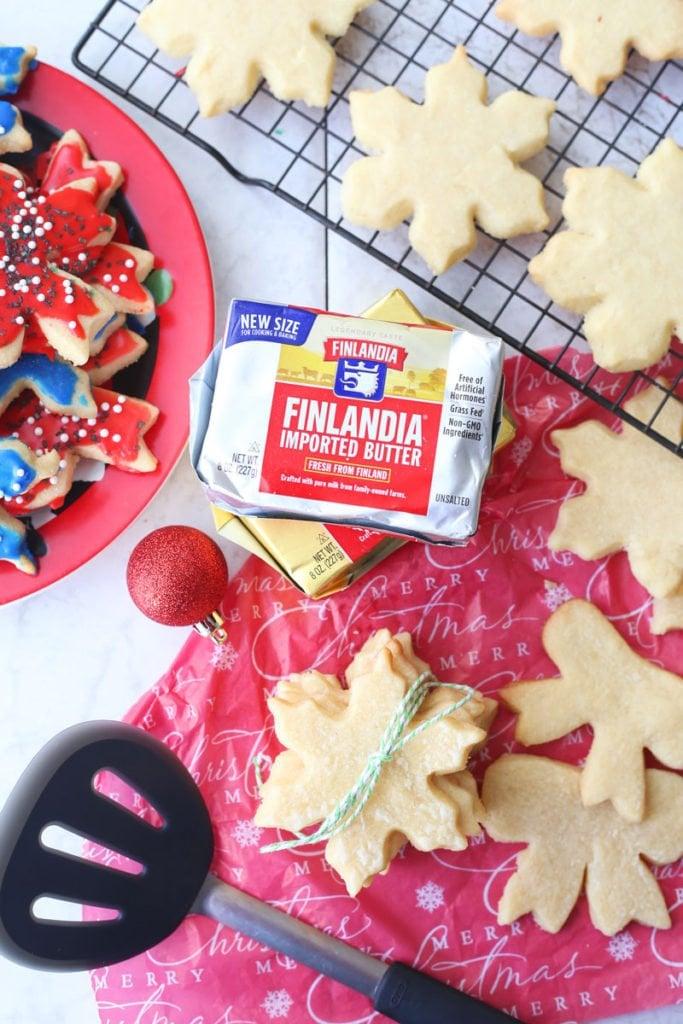 The Best Christmas Sugar Cookie Recipe