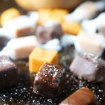 Chocolate Covered Salted Caramel Chews