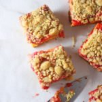 Cherry Ooey Gooey Bars