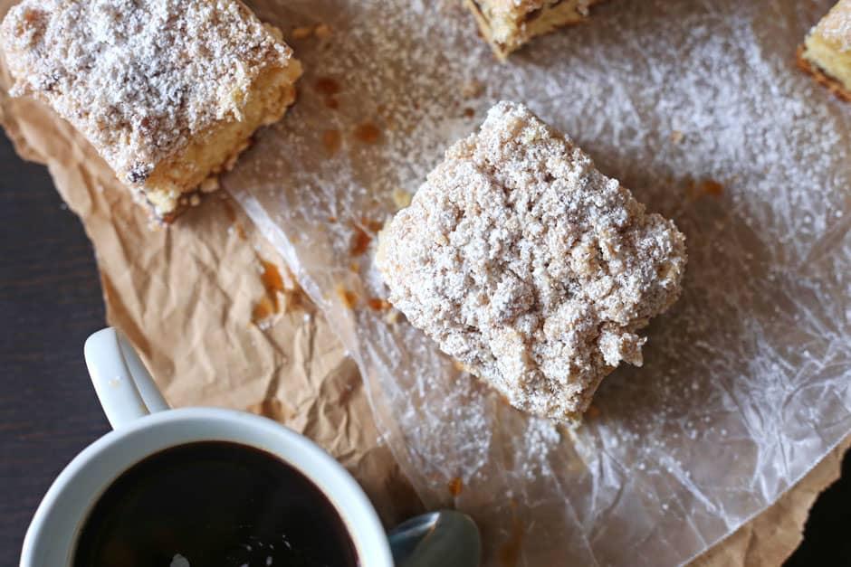 Easy Coffee Cake Recipe