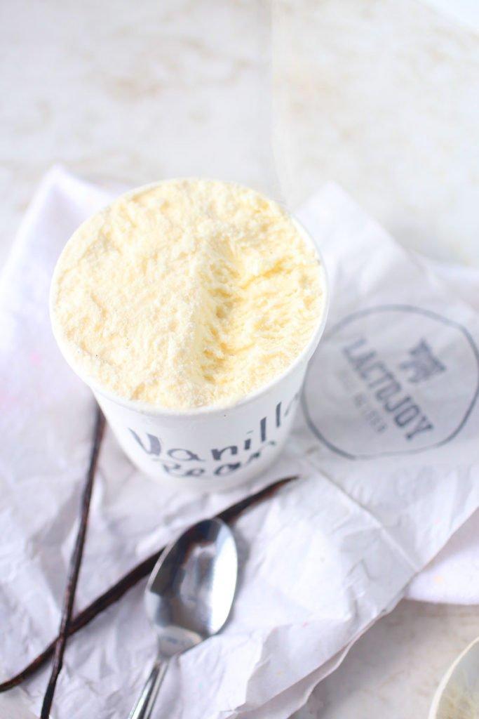 Simple Vanilla Bean Ice Cream Recipe