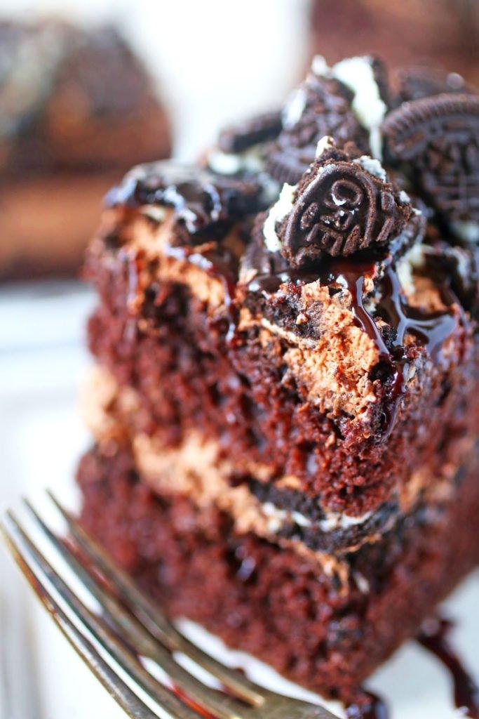 Chocolate Oreo Cake Recipe