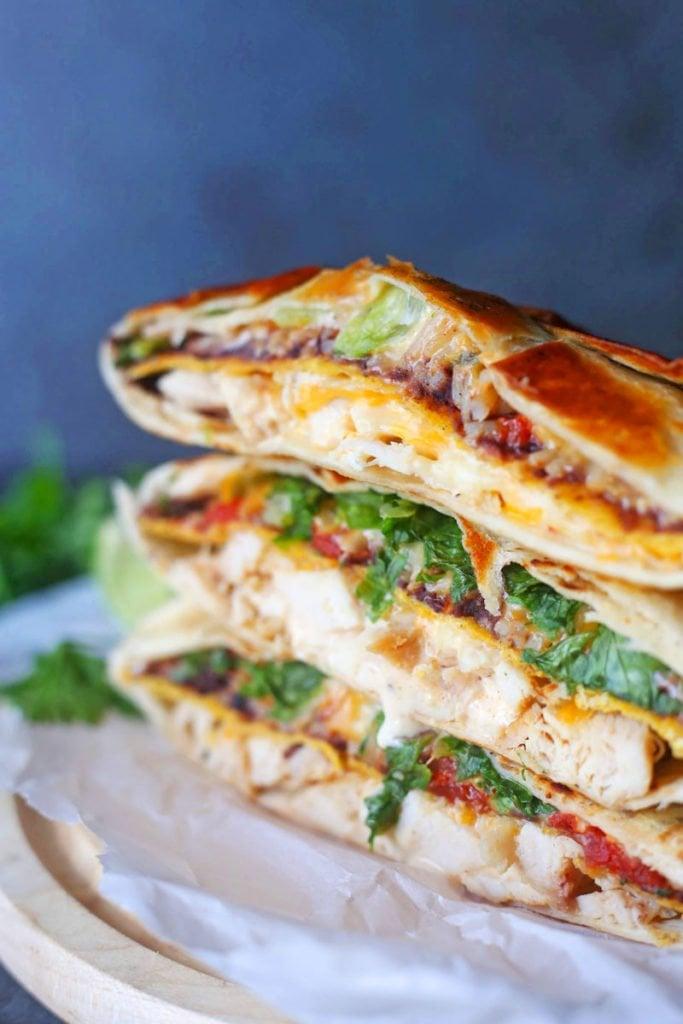 Spanish Style Crunchwrap Supreme Recipe