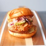 Spicy Buttermilk Chicken Sandwich