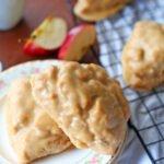 Caramel Apple Scones