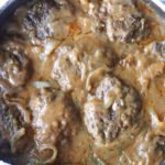 Easy Salisbury Steak Recipe