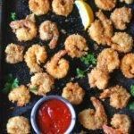 Spicy Crispy Fried Shrimp Recipe