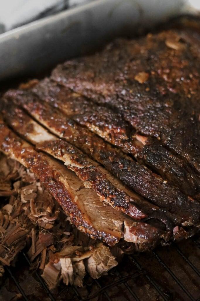 Easy Oven Baked Beef Brisket